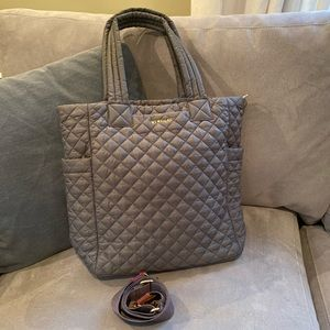 ✨ MZ Wallace Max tote in Magnet
